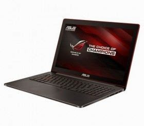 ASUS ROG G501JW Driver for Windows 8.1 10 64bit Download