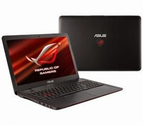 ASUS ROG GL771JW Driver for Windows 8.1 10 64bit Download